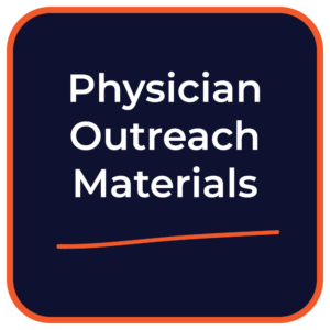 physician outreach materials for dentists