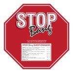 Stop Bang Sign